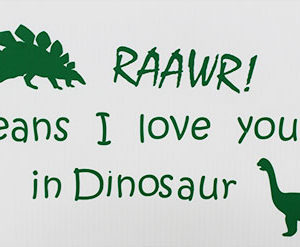 1001 - RAAWR means