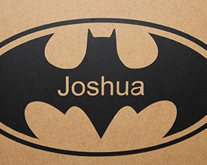1004 - Personalize Batman