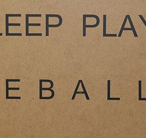 1009 - Eat Sleep Play Baseball