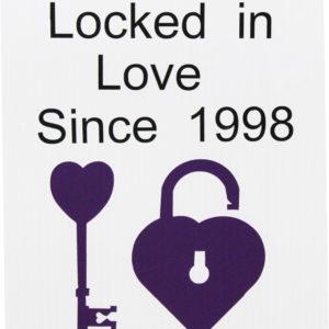 2001 - Locked in Love
