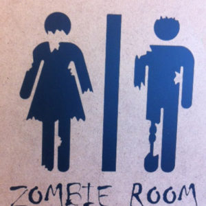 2007 zombie room