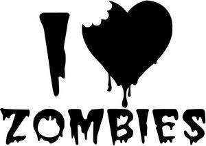 2011 -  I love zombies
